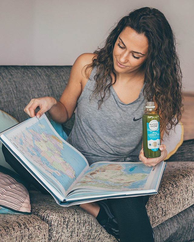 Do you feel tired, dehydrated or sick while travelling? ✈️ Matcha is the perfect pick me up💁🏼♀️ Coming to the end of a long-haul flight with kids in tow or dashing off the plane to an important business meeting? Either or, drink a cool refreshing Matcha NOW thirty minutes before landing and not only will you rehydrate in super speedy time, you'll also feel the benefits of the naturally occuring caffeine as it binds with the L-Theanine. The calm and steady release of sustained energy will flood your body leaving you feeling revitalised and ready for whatever awaits you post-flight.  But don't just take our word for it, give it a try! Drink matcha while you move💃🏽