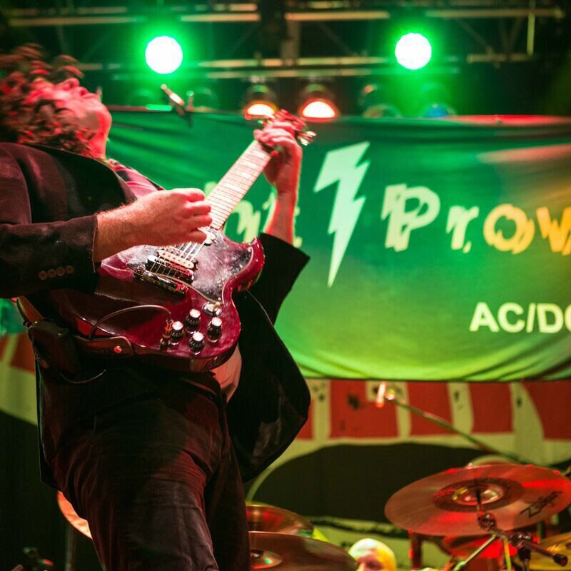Rock n' Roll Ain't Noise Pollution - Two night of music! The AC/DC cover band, Night Prowler will be amping up two different sets on Friday and Saturday night.