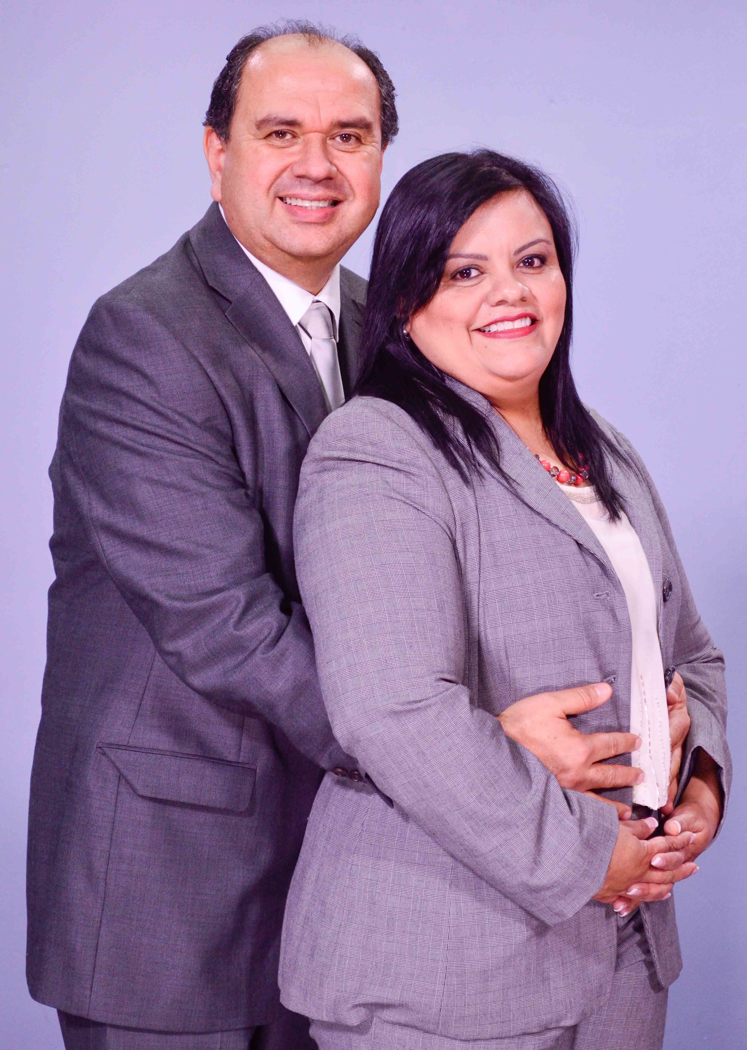 Pastores Guido y Flor de Guerra