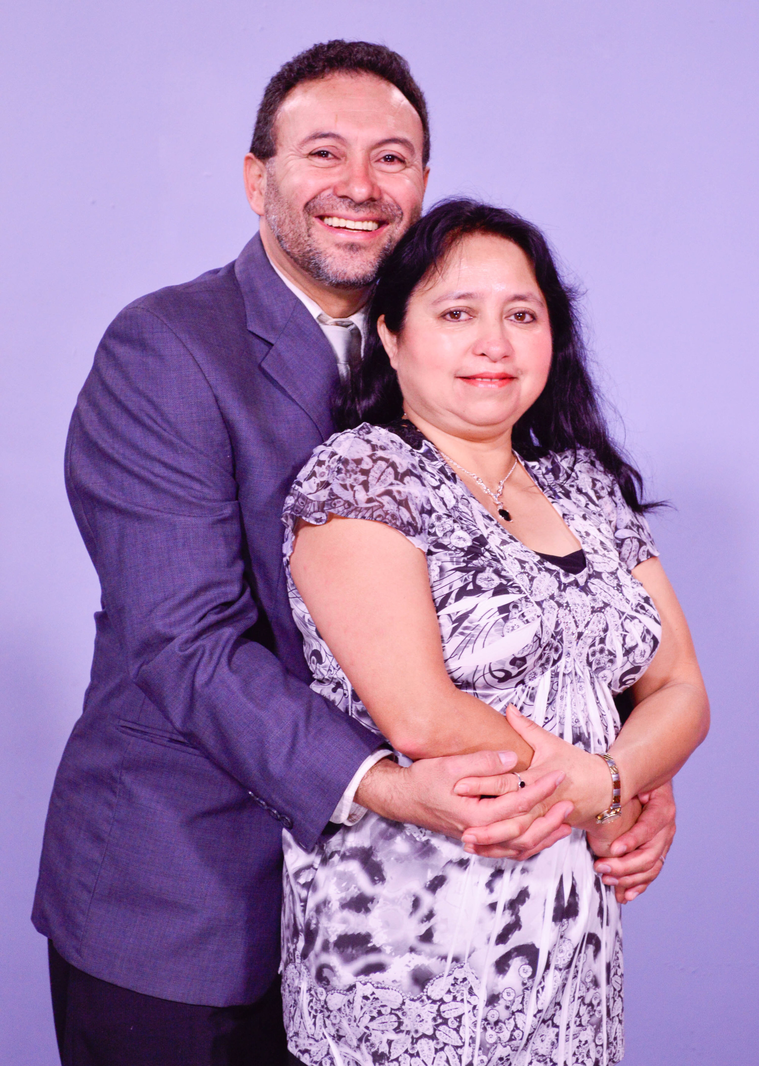 Pastores Hector y Oly de Higueros - Prematrimoniales