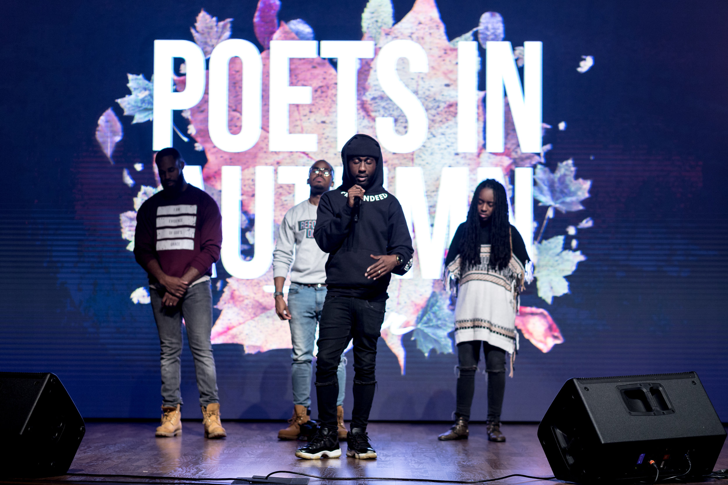 #ThePIATour - The largest urban inspirational tour in the U.S and the largest Poetry Production in the WORLD!