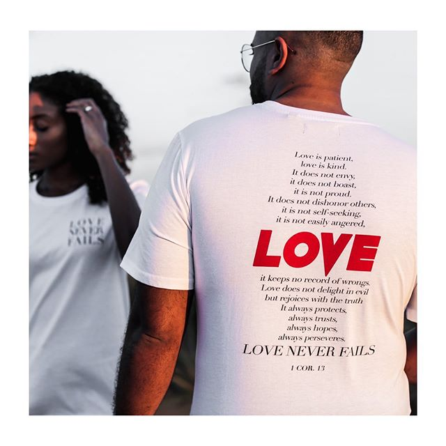 #ShirtOfTheWeek #LoveNeverFails exclusive drop hem tees available now for only $17.50.  Get one and we will send you a free gift/shirt. 🙌  SHOP NOW -  KingdomCultureCollection.com |#LinkInBio . . . . . #ForTheCulture #KingdomCulture #Faith #Fashion #FaithandFashion #StreetWear #Dope #TopNotch #PremiereClothing #ExclusiveApparel #KingdomPromo #Clothing #Exclusive #WomensFashion #MensFashion #Urban #UrbanApparel #HighFashion #Style #HighFashion #LowPrices #ootd #Cute #Fashionista #Instafashion #Motivation