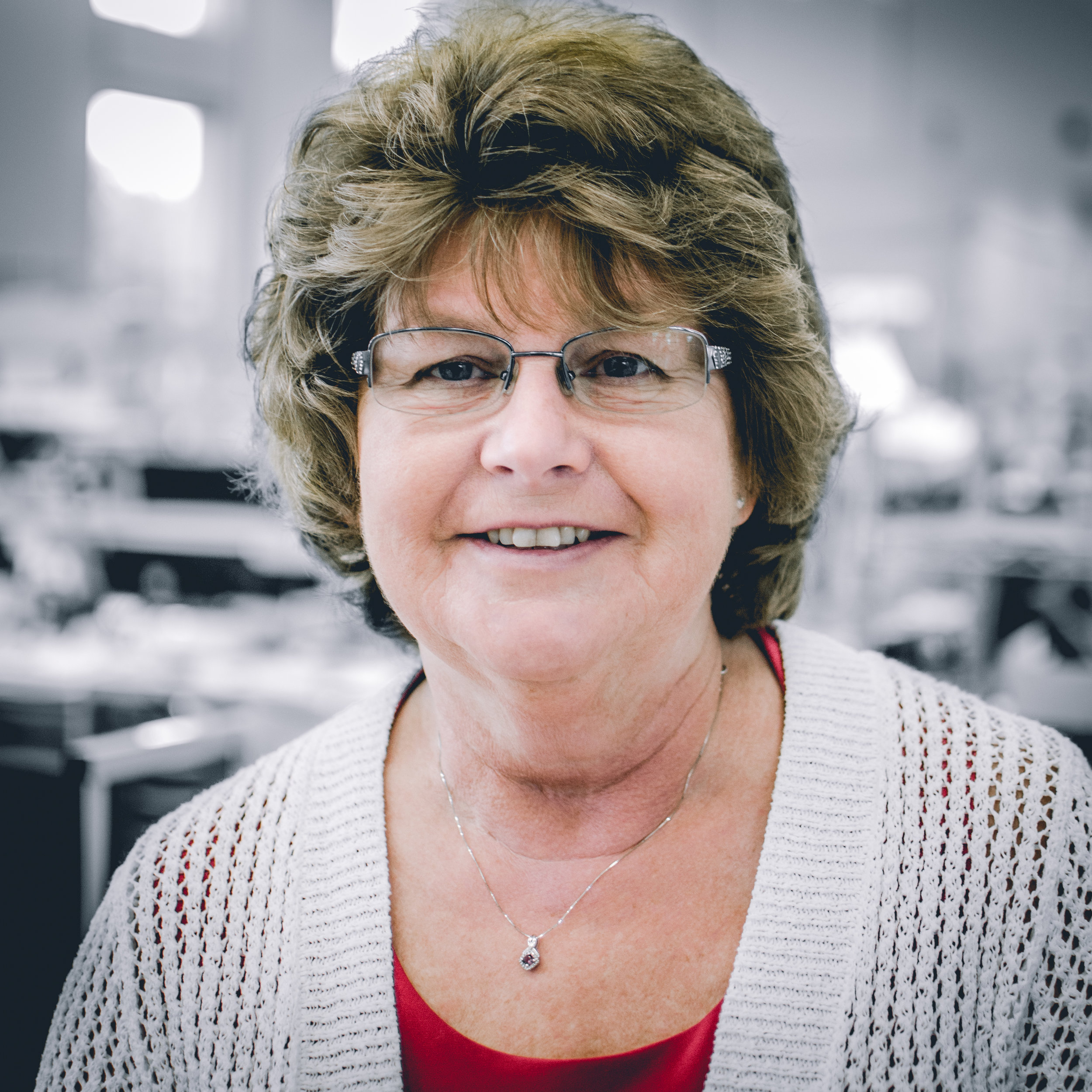 Marie Mayo  - Office Manager