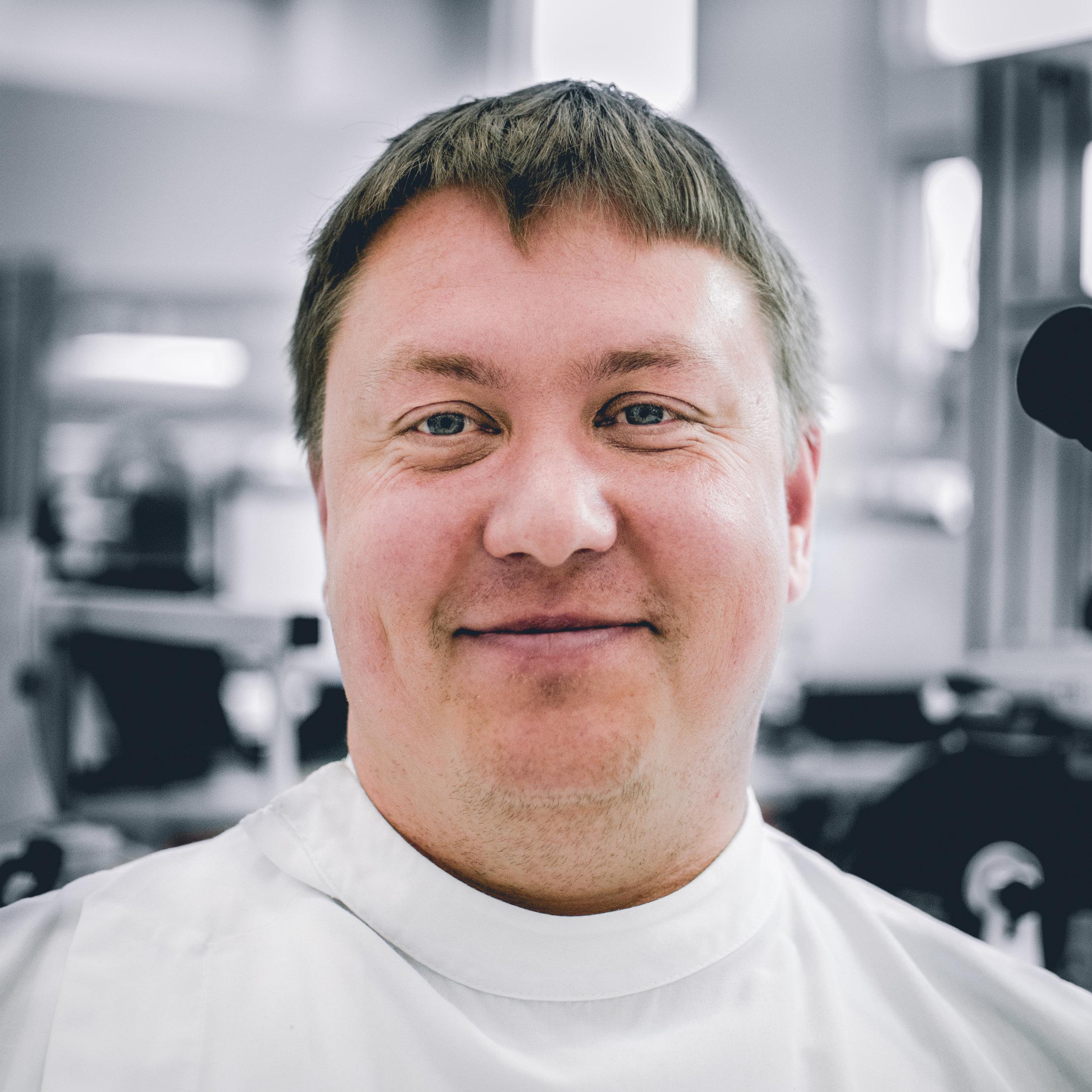 Marcus Henderson  - Preliminary Supervisor
