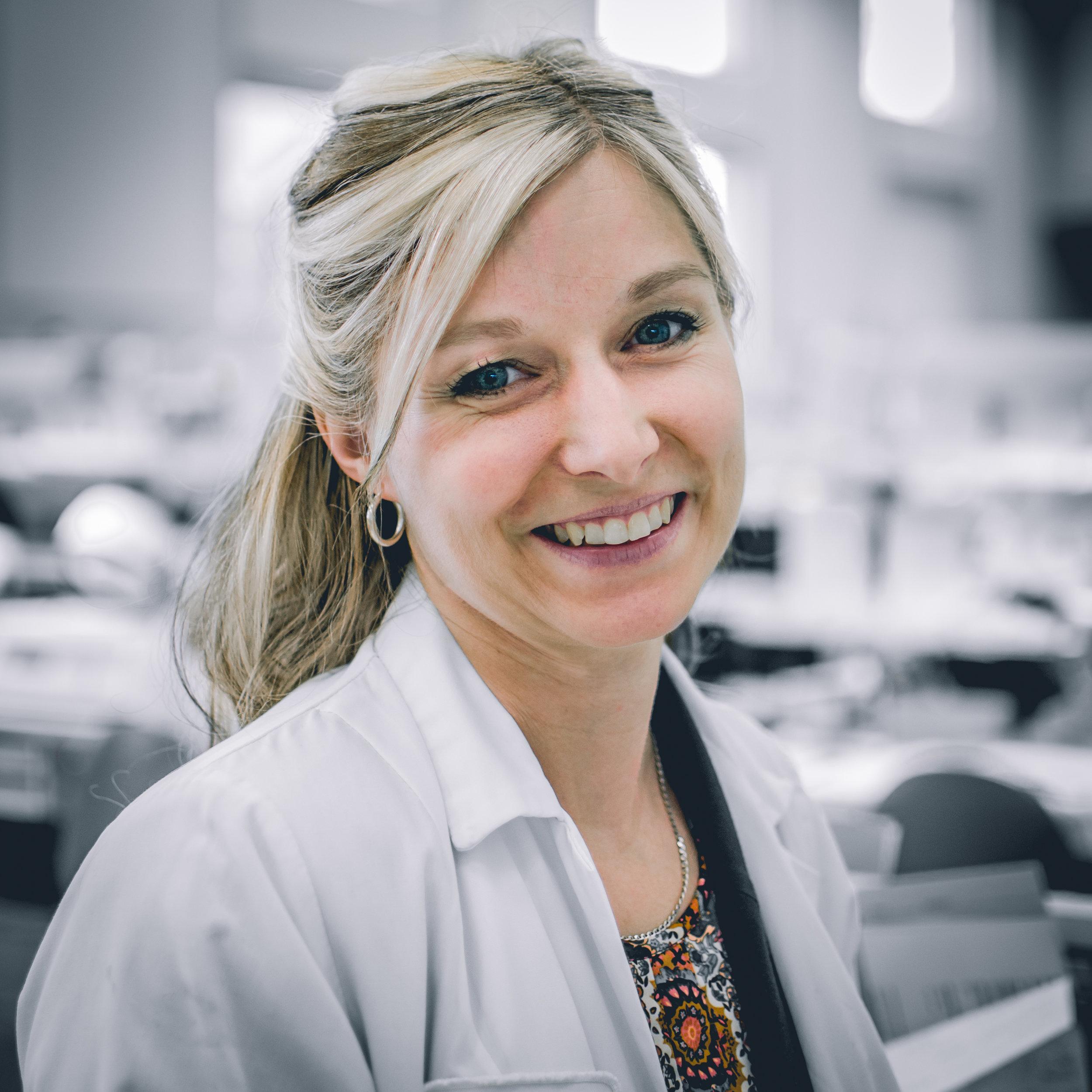Crystal McFadden  - Crown & Bridge Manager