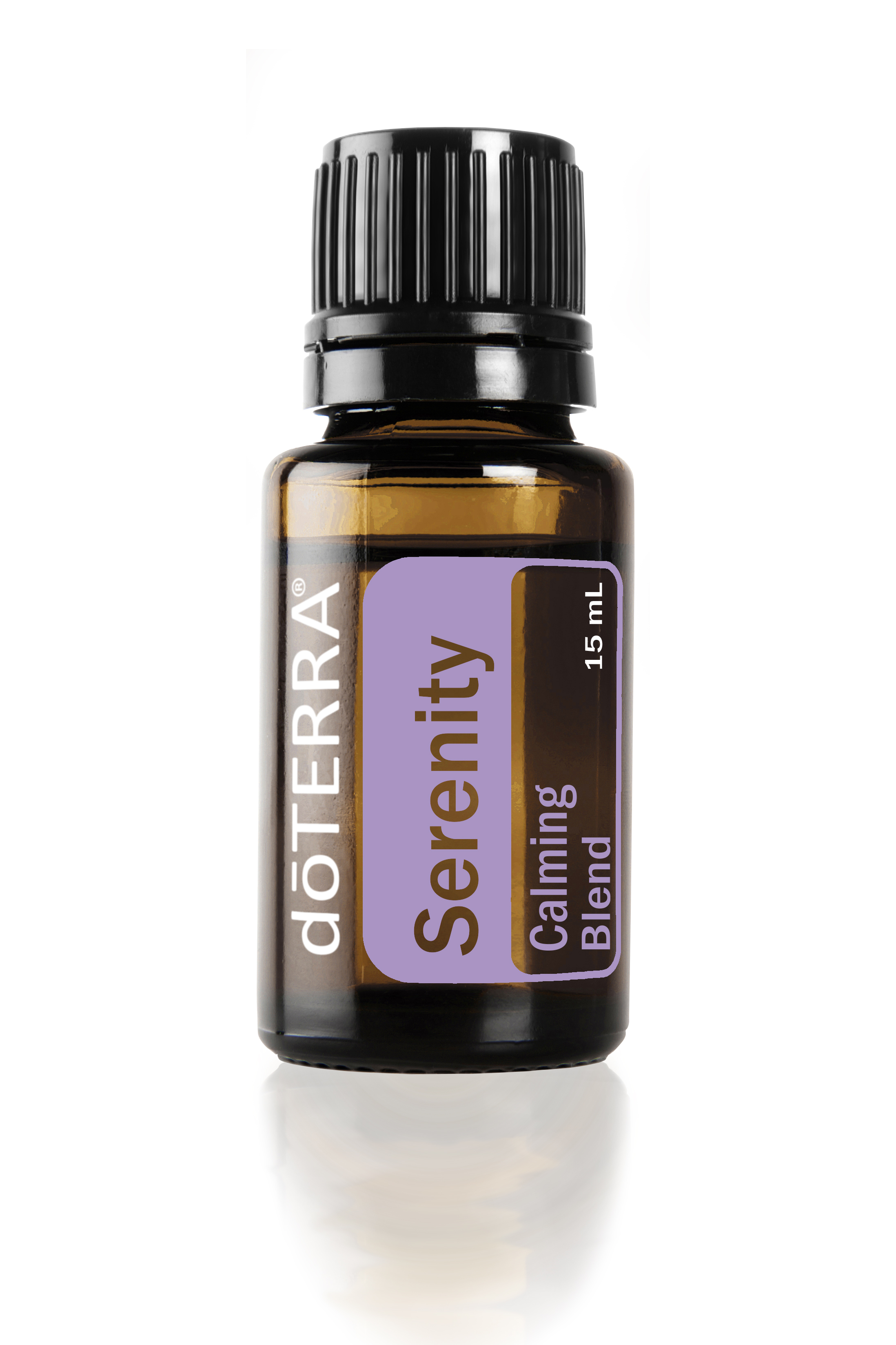Serenity calms the senses and supports a restful nights sleep. -