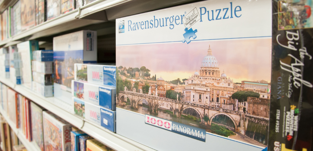Huge Puzzle Selection