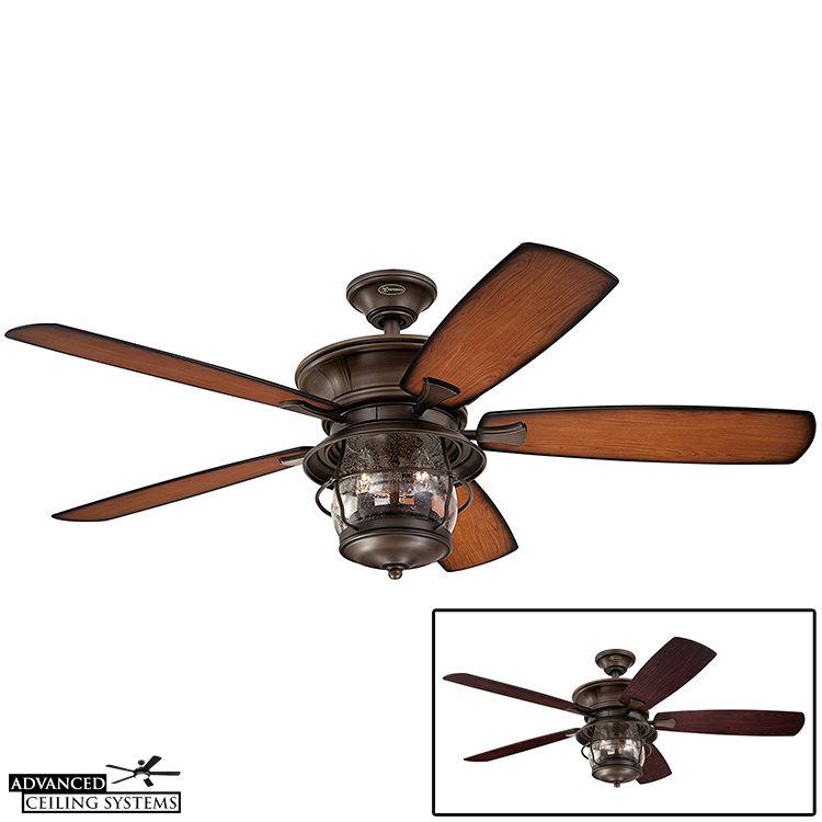 arts and crafts style ceiling fans
