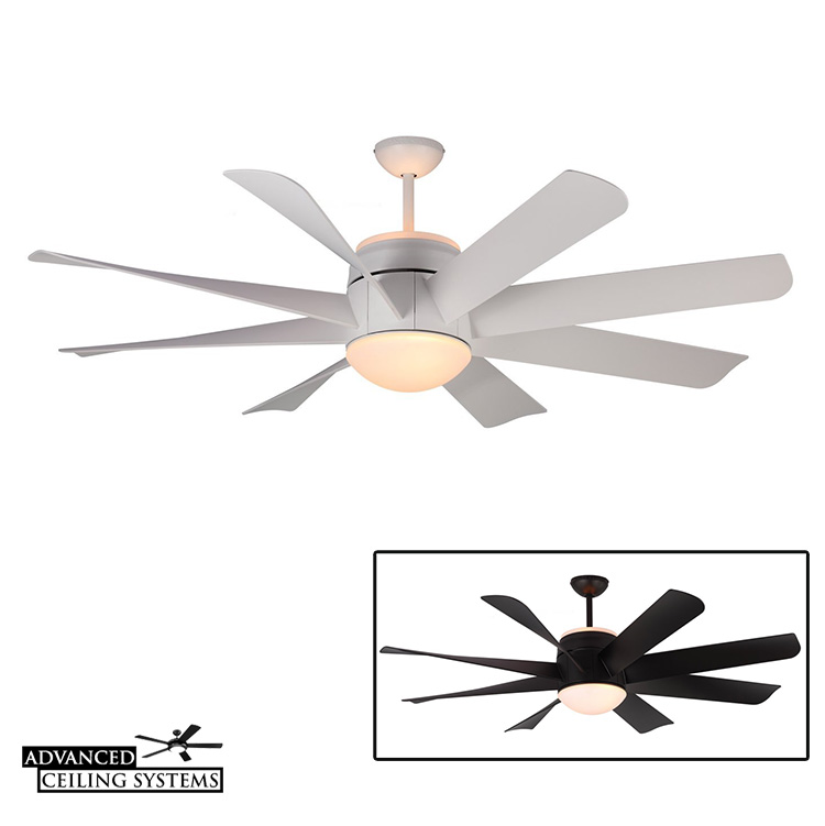 Quietest ceiling fan with light - silent ceiling fans
