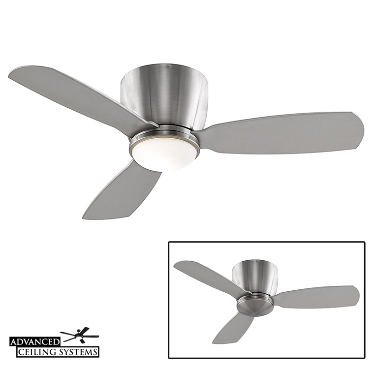 Fanimation Embrace - best ceiling fan for small rooms and low ceilings