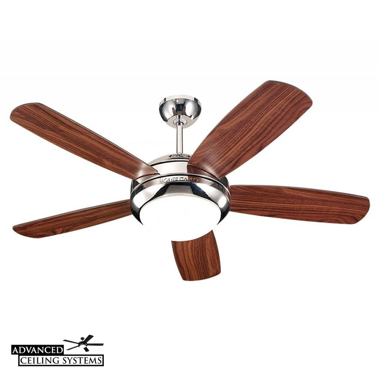 Monte Carlo - Super quiet ceiling fan for small bedroom