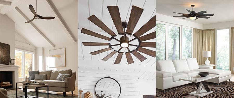 Best quality ceiling fan brands - Monte Carlo ceiling fans