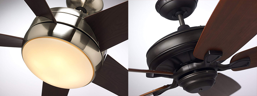 Emerson is one of the best ceiling fan companies for the home.