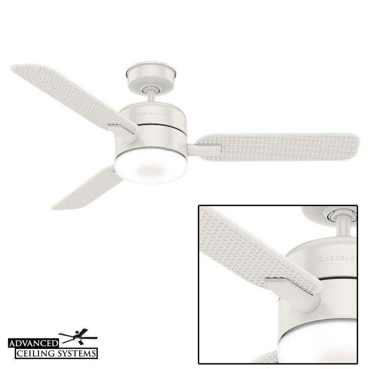 8 Perfect Coastal Style Ceiling Fans For Beach Inspired Homes Advanced Ceiling Systems