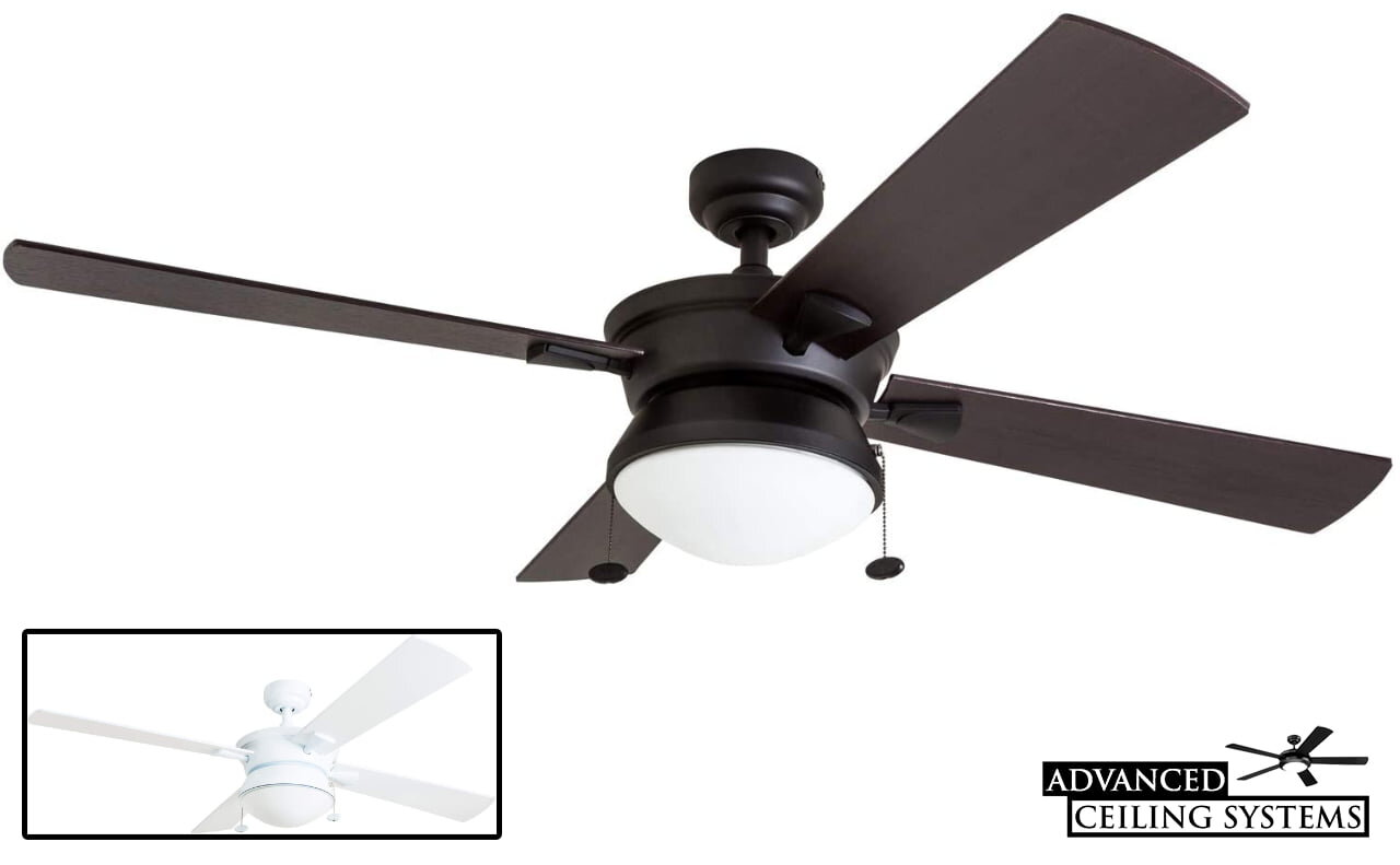 7 Best Garage Ceiling Fans 2021 Top Picks Reviewed Advanced Ceiling Systems
