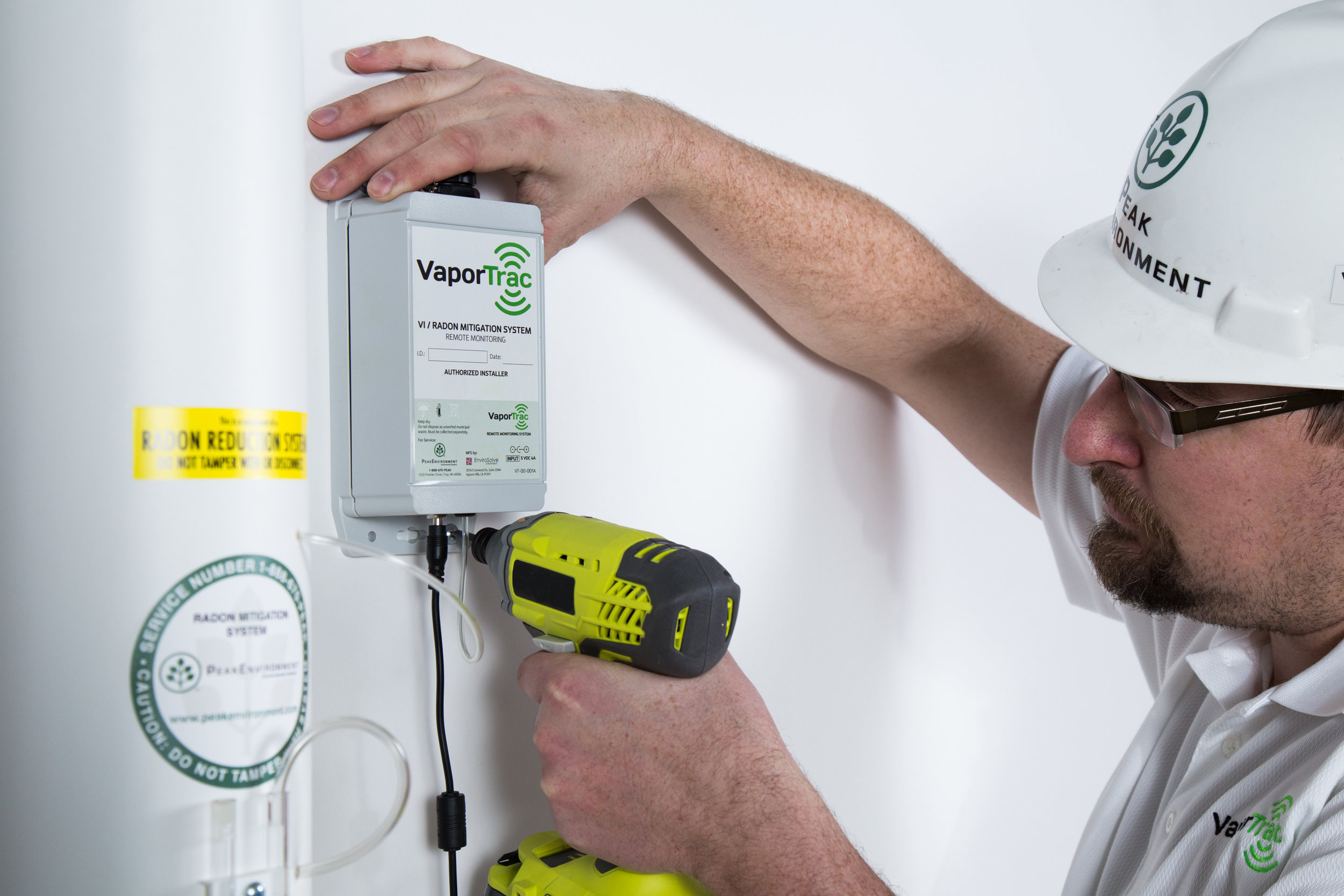 Become an authorized dealer - Prospective retailers and installers are invited to complete our contact form below for consideration. VaporTrac is an incredible opportunity for radon and vapor intrusion mitigators to expand their technology and business capabilities.