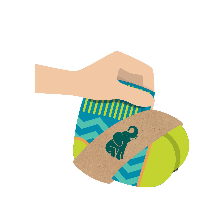 NURSES - Deliver socks to patients