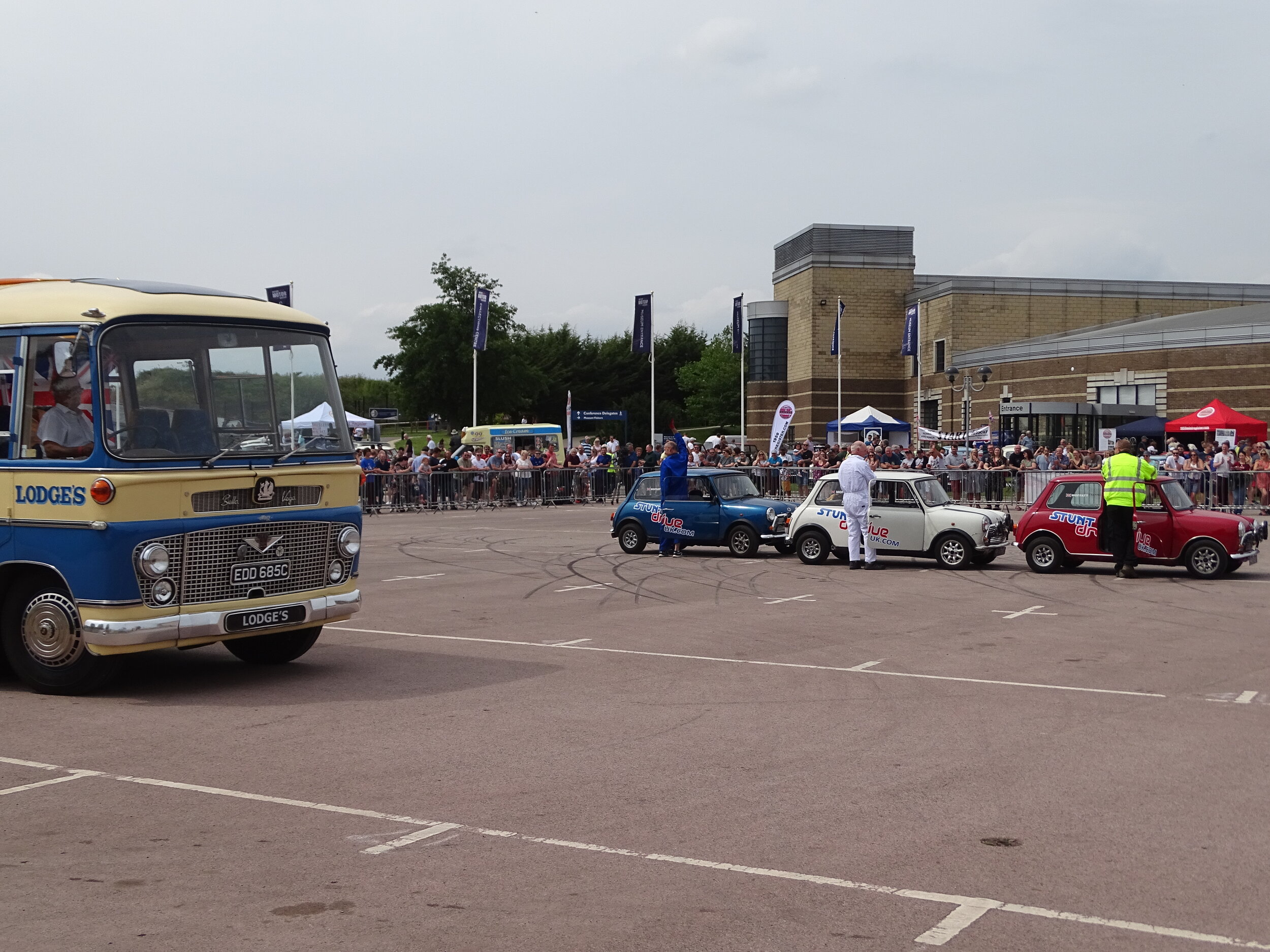 British Motor Museum Mini and Metro Day 2019