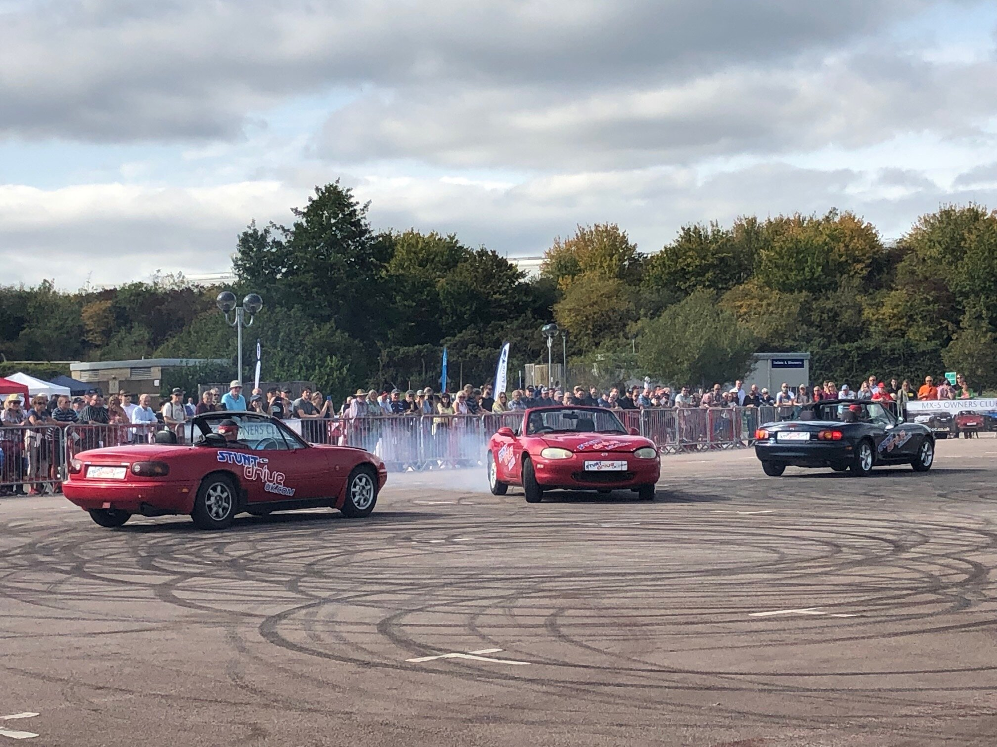 MX5 Owners Club Rally 2019