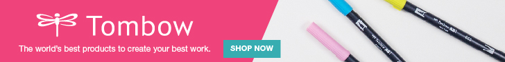 Shop Tombow, click the banner above…