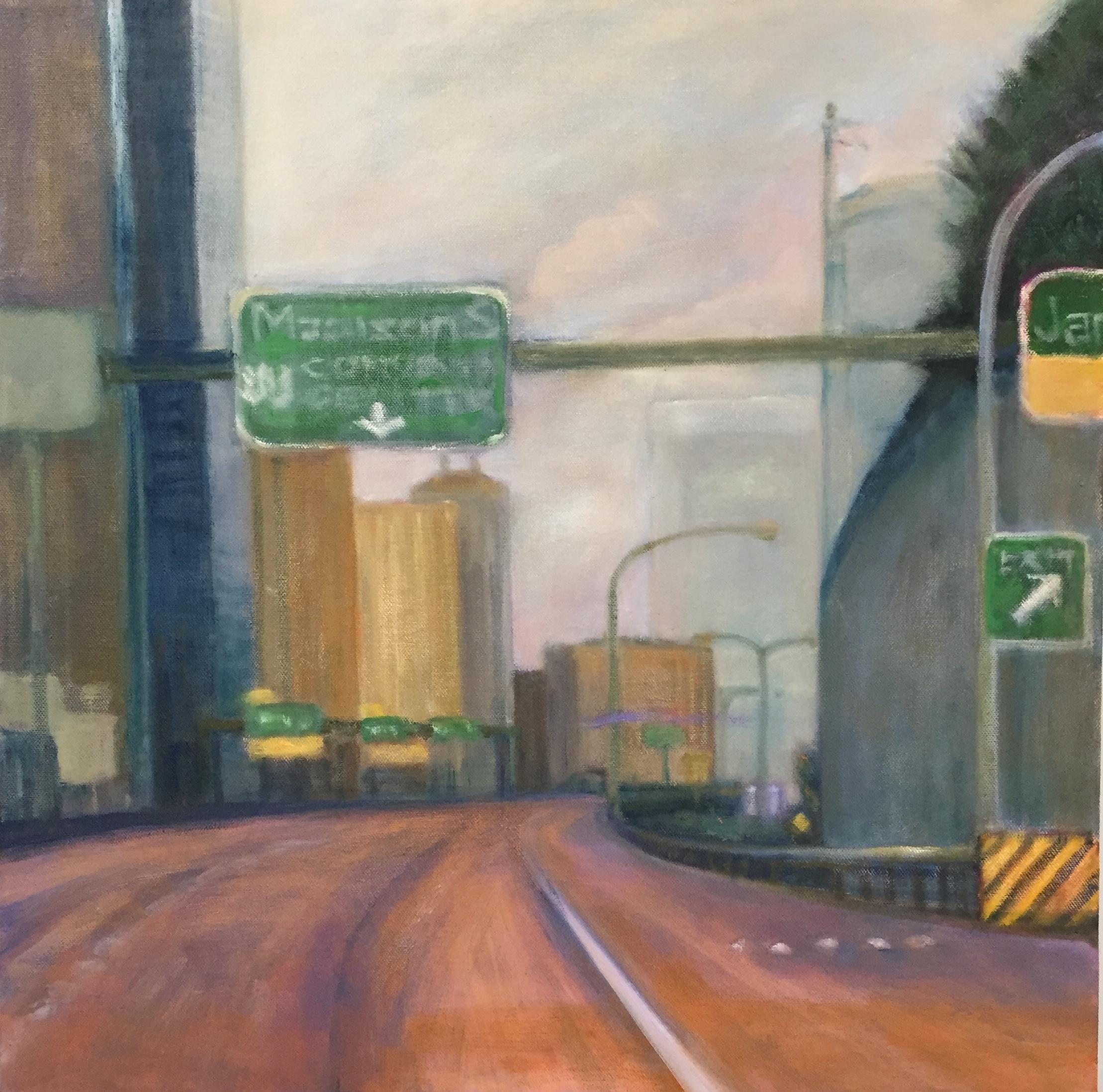 Madison Street exit