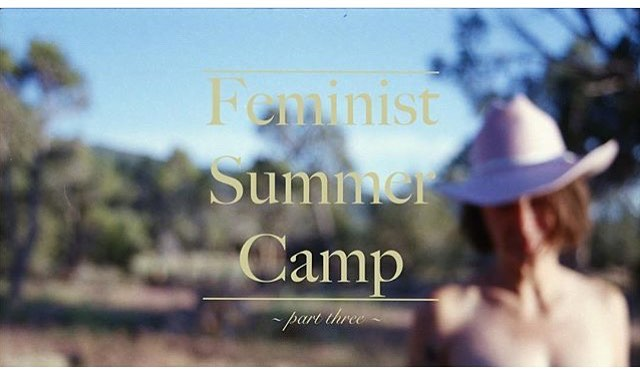 Friends, check out this amazing 10 residency opportunity in Utah! Feminist Summer Camp is accepting applications through March 31. This residency is for feminists of all ages who are female identified, femme, trans, genderqueer, gender nonconforming and non binary folx to focus on intersectional feminist discourse. Children welcome!  https://docs.google.com/forms/d/e/1FAIpQLSchFgjAJZmNaw_gloYwdBkkui-QShyIIod5TIM857FsTpDaig/viewform