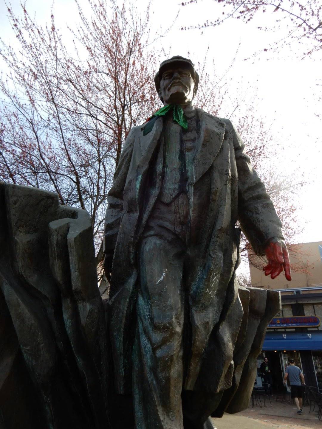 The Lenin of Fremont