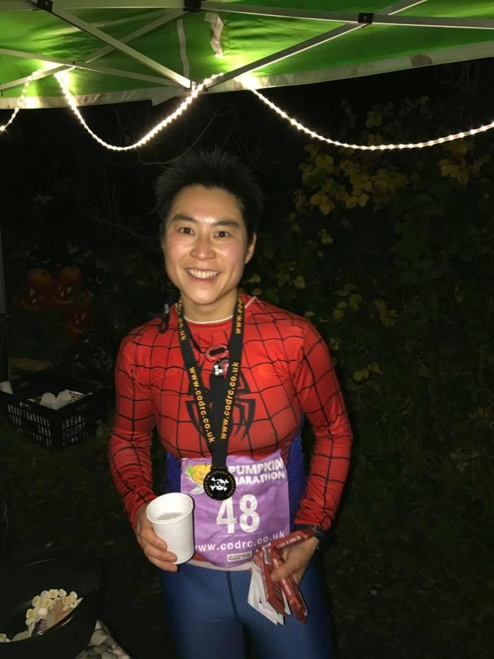 Emily Chong Marathon