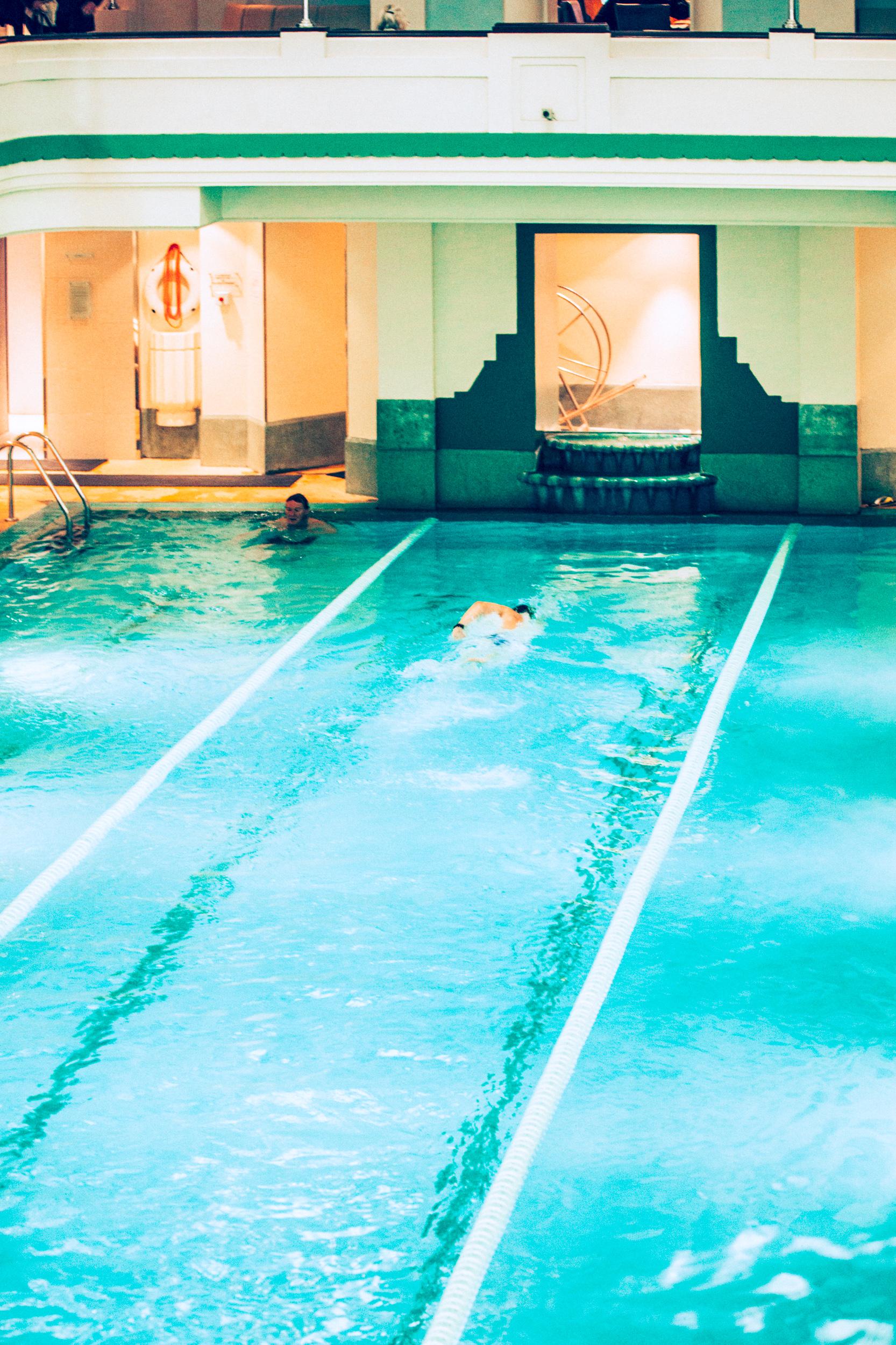 Swimming analysis