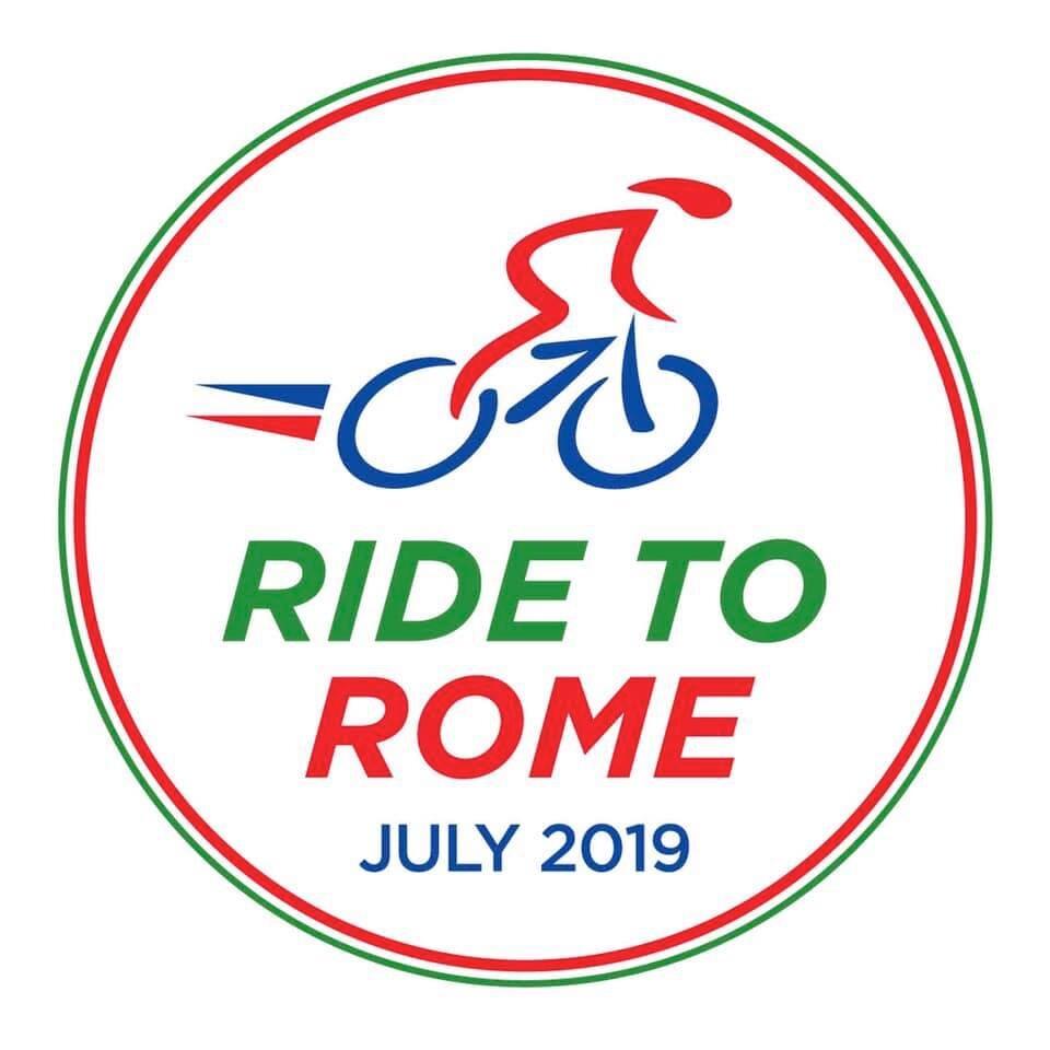 Ride To Rome Logo