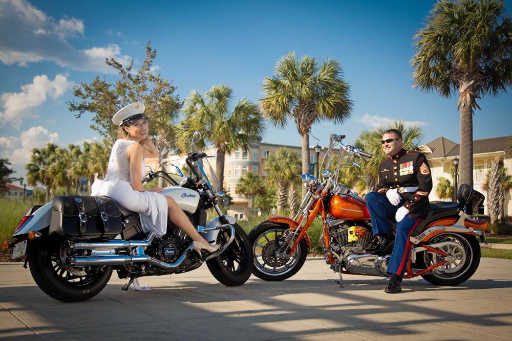 Myrtle-Beach-Harley-Davidson-Wedding-Photography