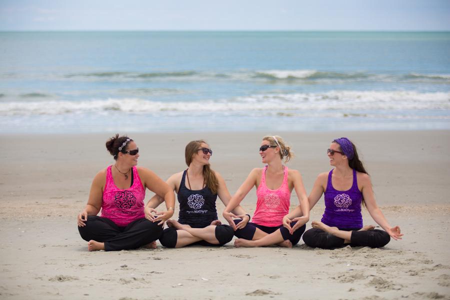 Yoga-Myrtle-Beach-Photography