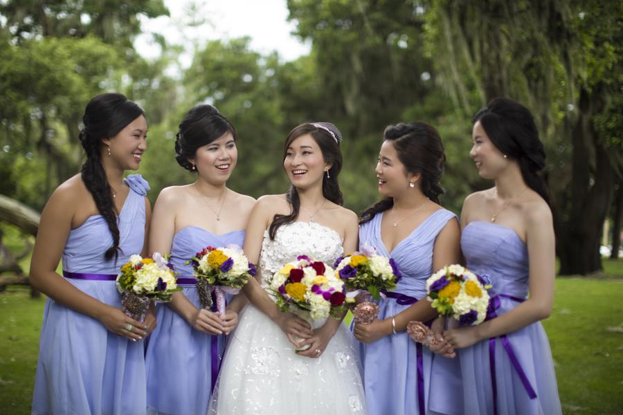 chinese-bridesmaids