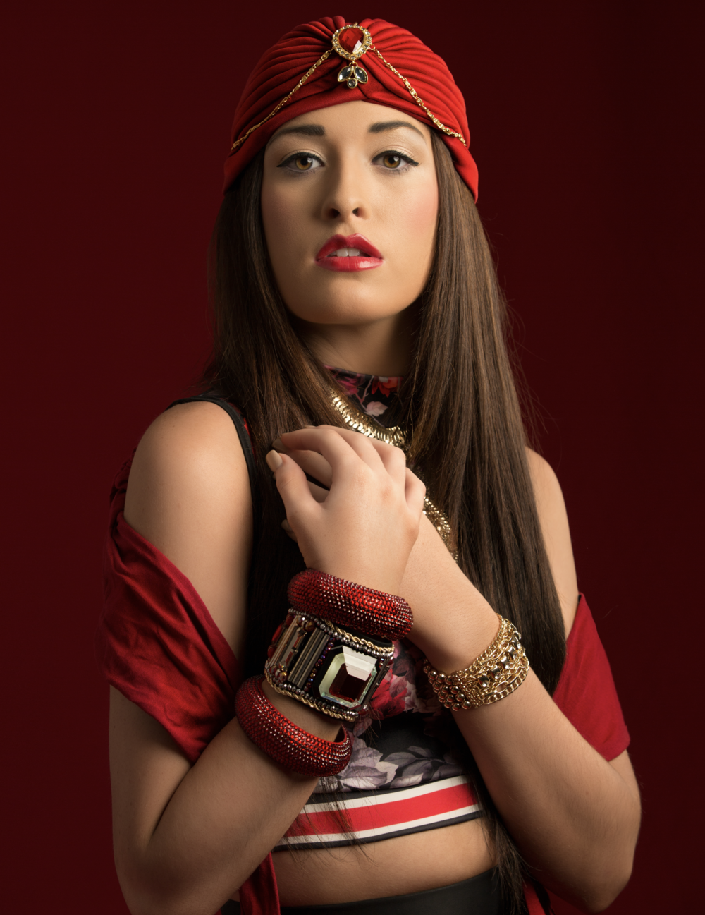 red+fashion+photography+model+myrtle+beach