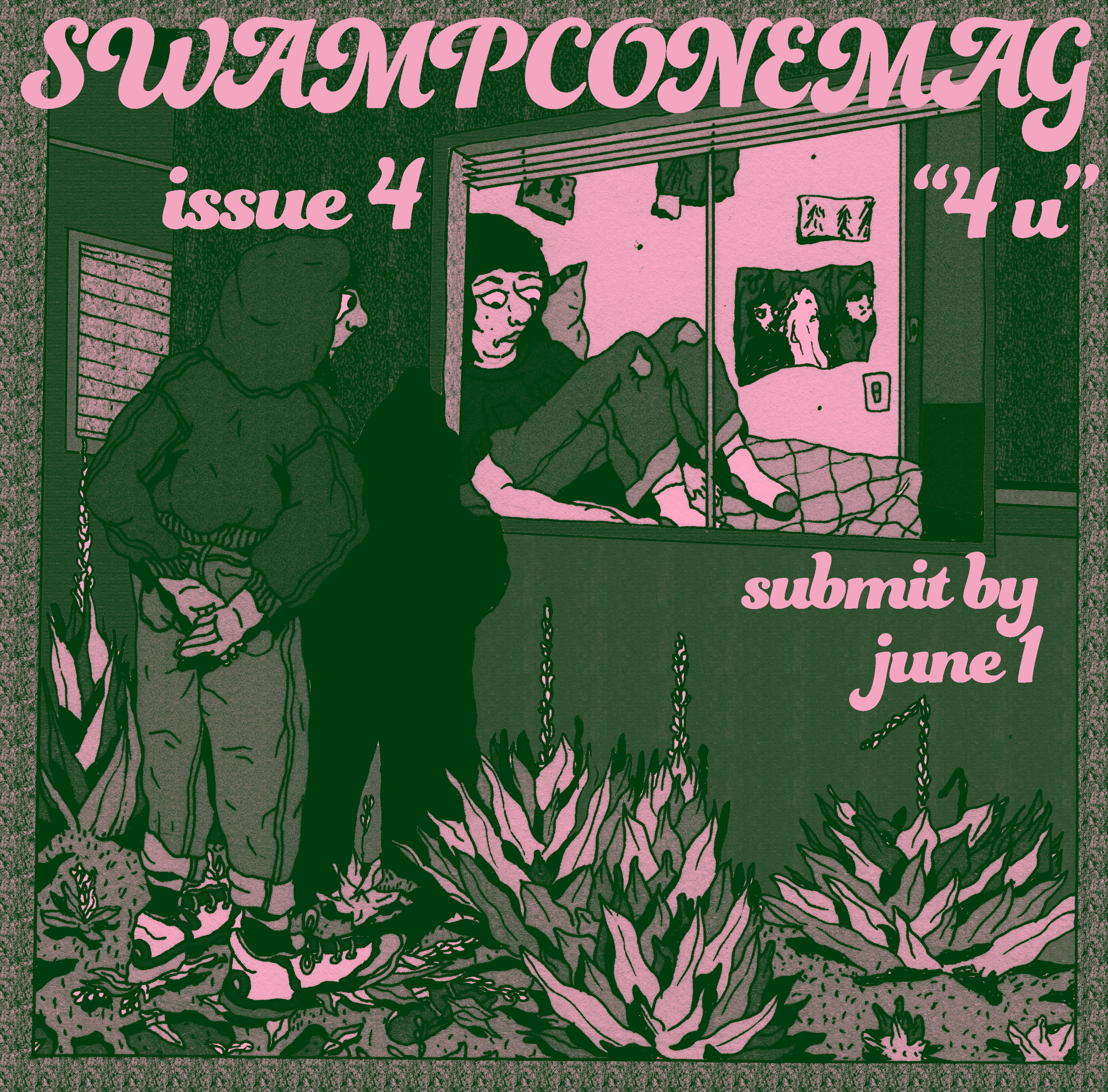 Submissions are open and underway for issue 4! Send em in by June 1!!!!!!!!!!!!! Details under the submissions tab!