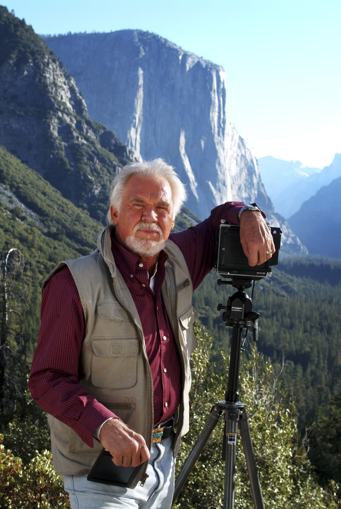Singer, songwriter, record producer, actor and author Kenny Rogers will receive the inaugural IPHF Lifetime Achievement Award. Handout photo