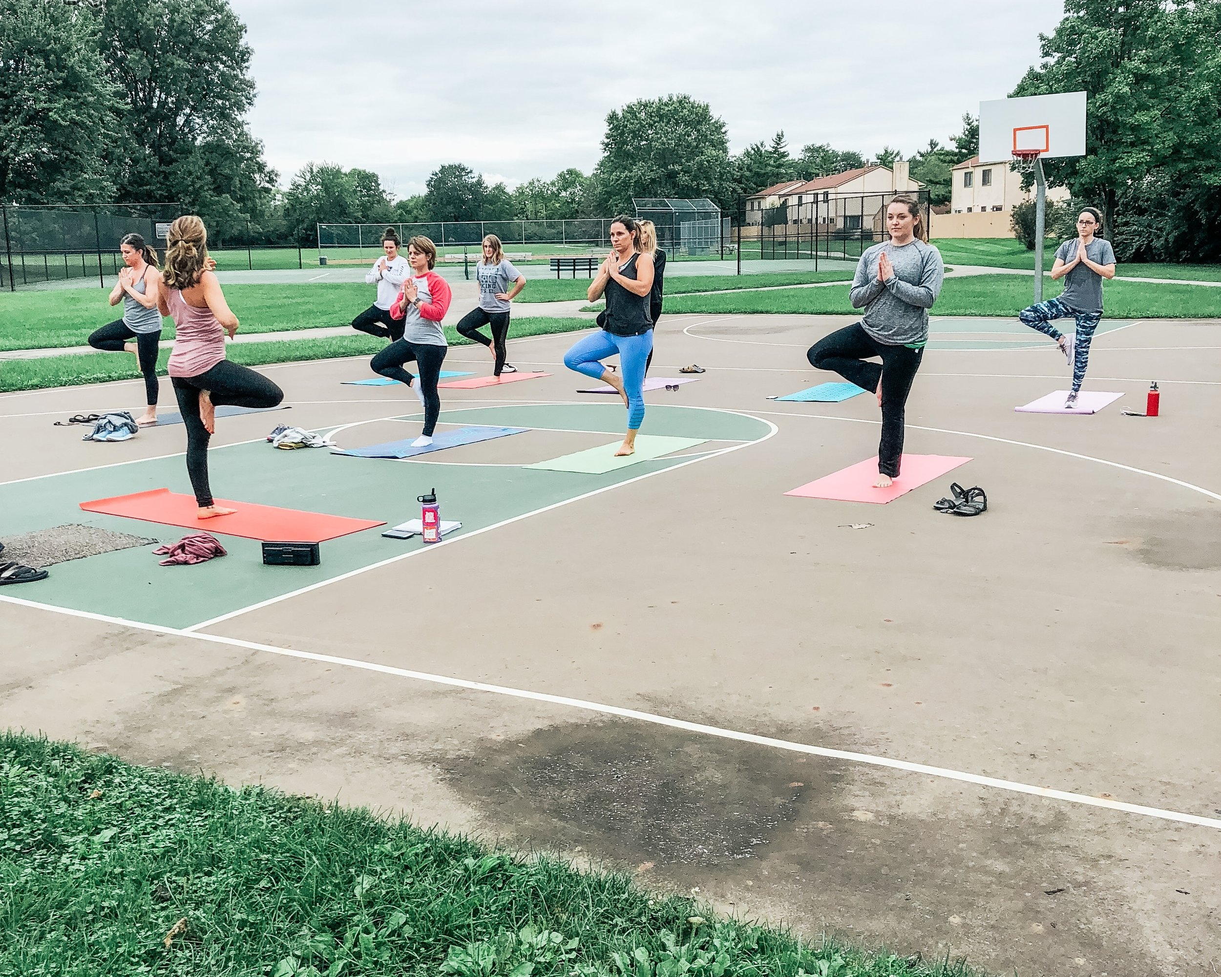 Short, effective workouts - Our workouts are offered in the evenings while the childcare centers are still open, are only 30 minutes long, and pack a big punch for maximum impact.