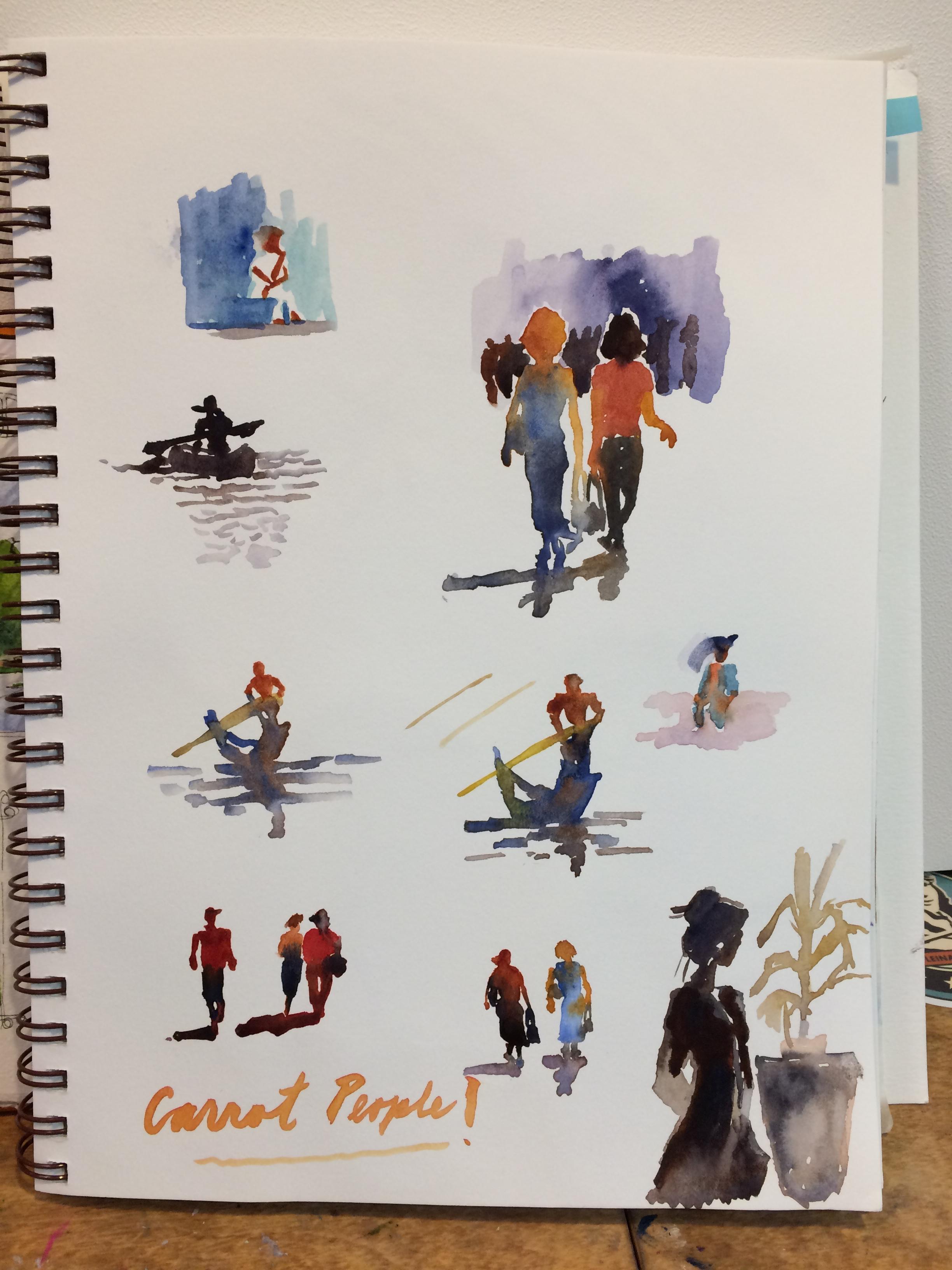 Sketchbook - 'Carrot People lesson'.jpg