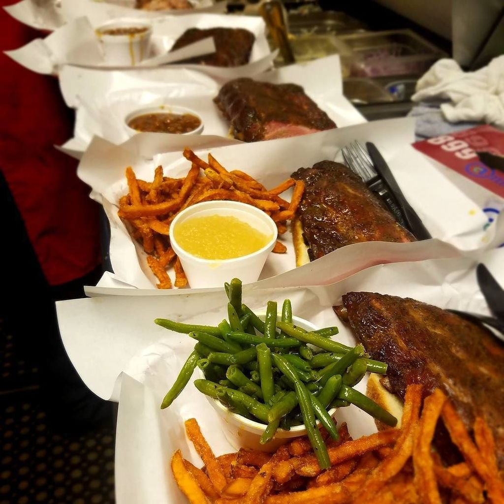Food Network ranked Pappy's Smokehouse #1 in the nation for ribs.