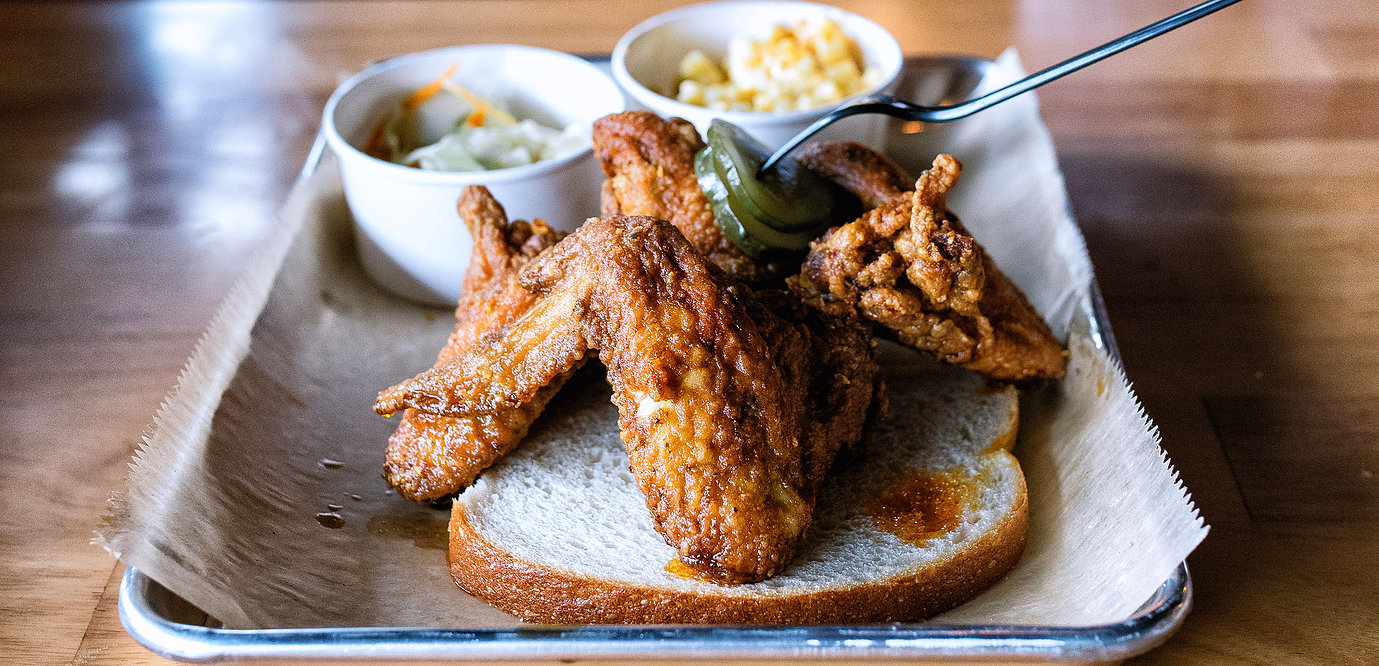 Southern's  beloved fried chicken with classic southern sides.