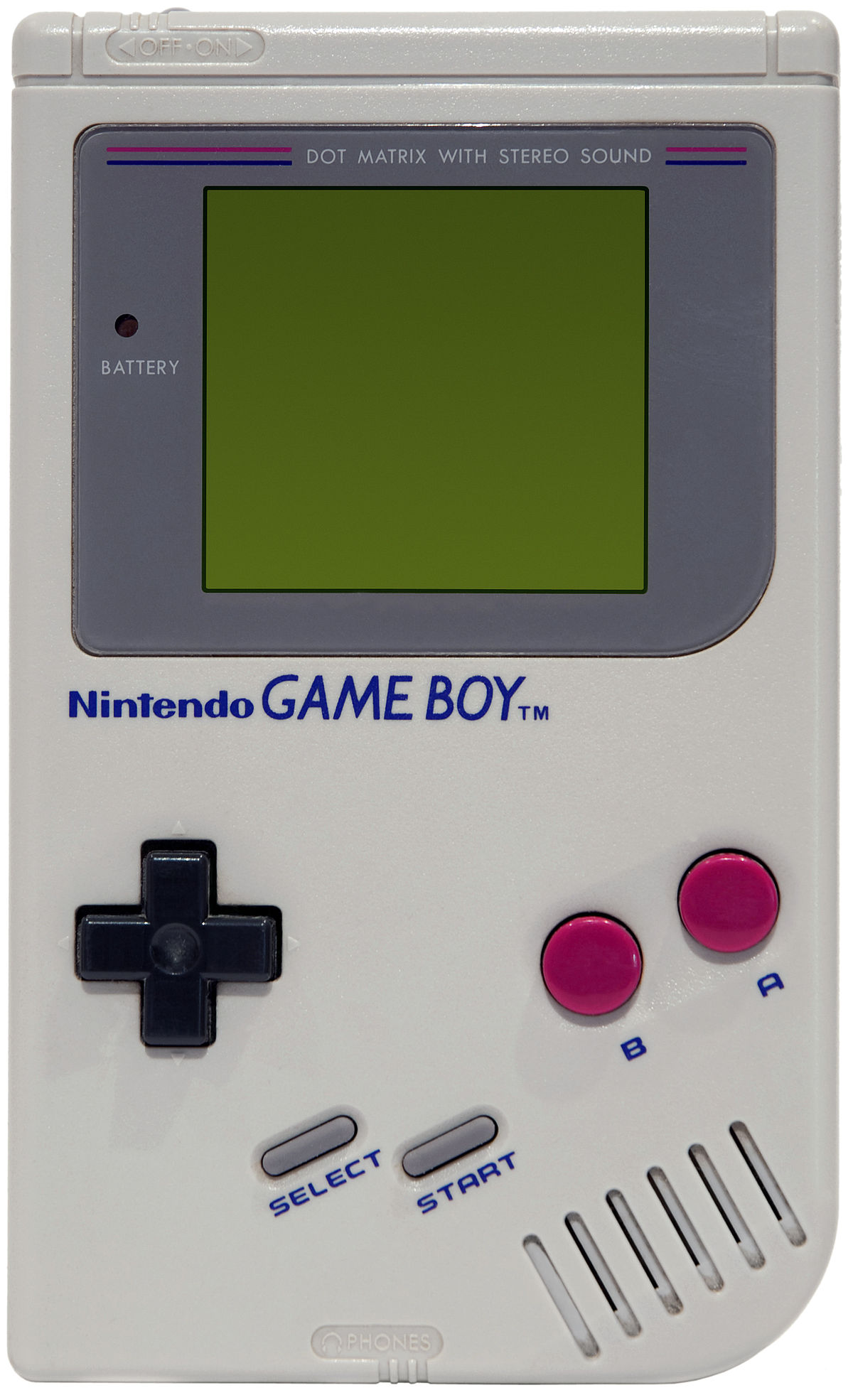 Back in my day, young whippersnappers, the gaming screens were black and green!