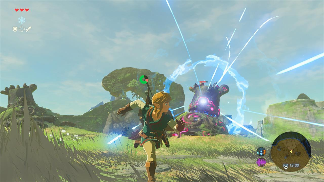 Breath of the Wild is f***ing awesome, that's what.