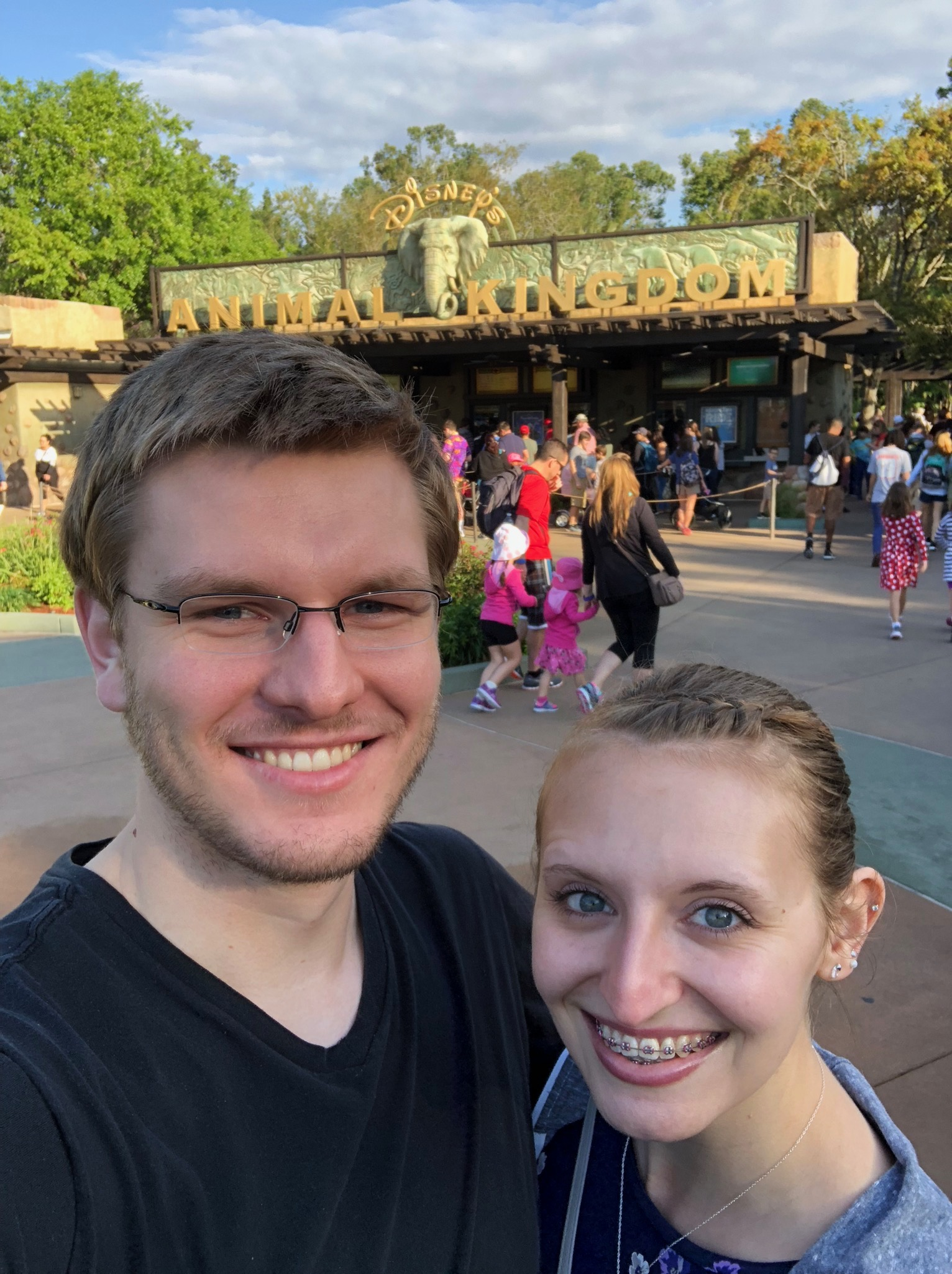 Animal Kingdom was, well, a zoo. But the Avatar ride and Lion King show were pretty fun!