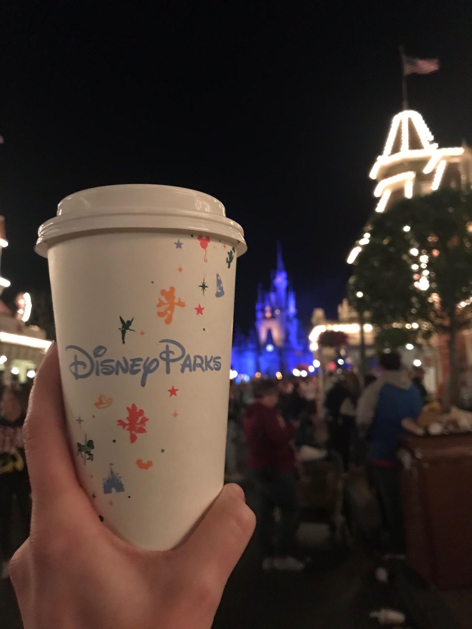 Sooooo we got her coffee.