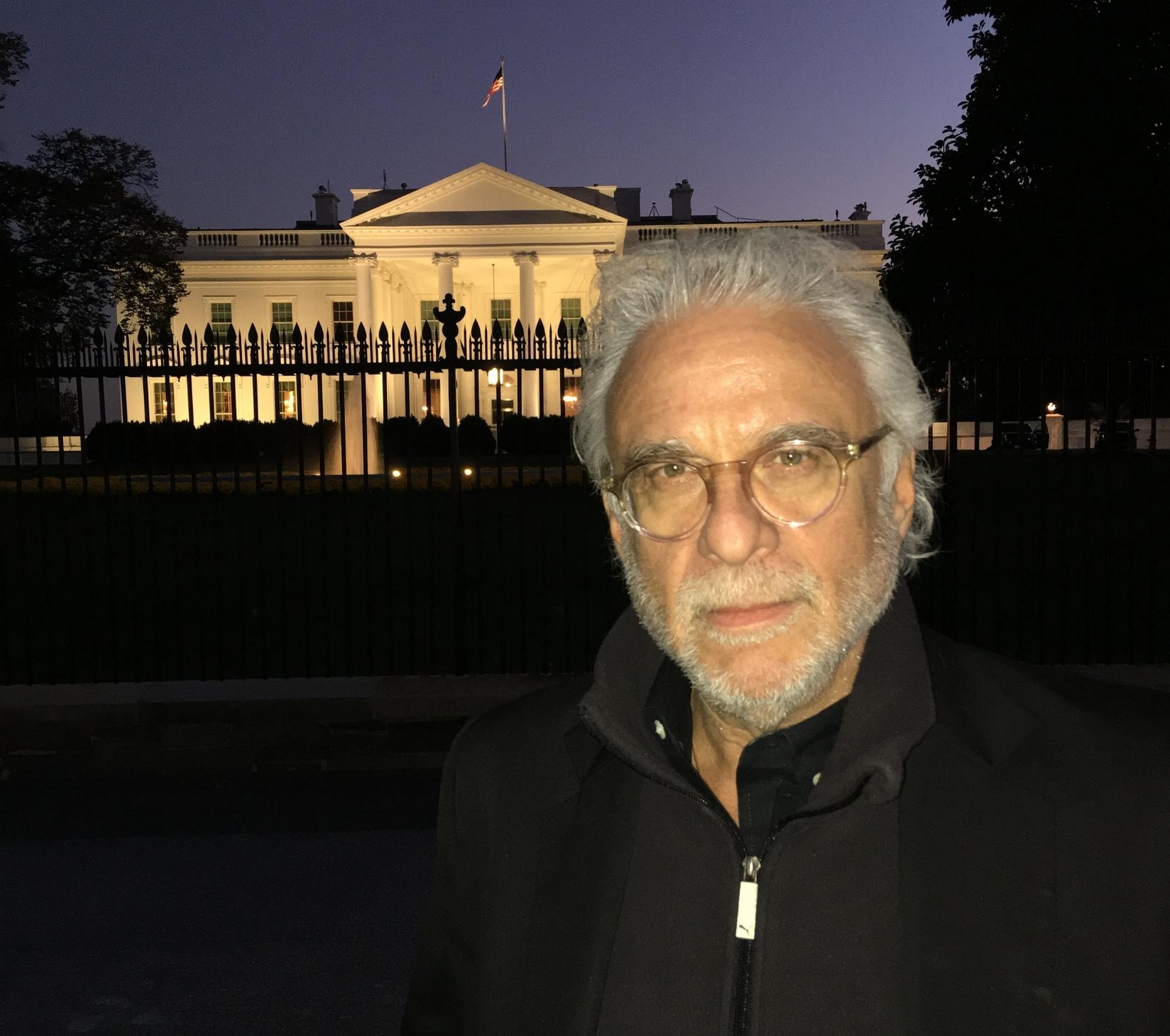 Jeff Ansell in Washington
