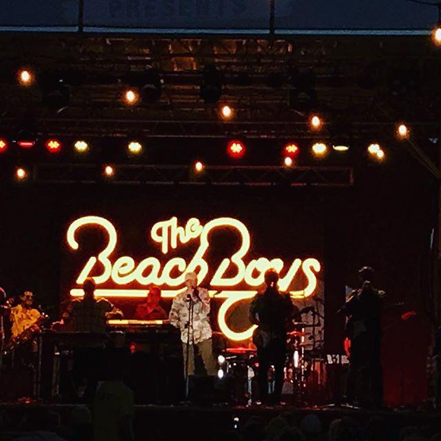 At The #BeachBoys concert #KeyWest