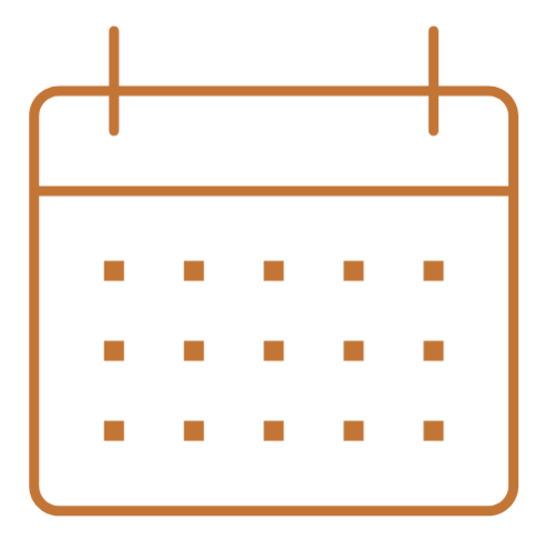 known availability - Never inquire for availability again—who you see is who is available. All vendor calendars are synced in our system.