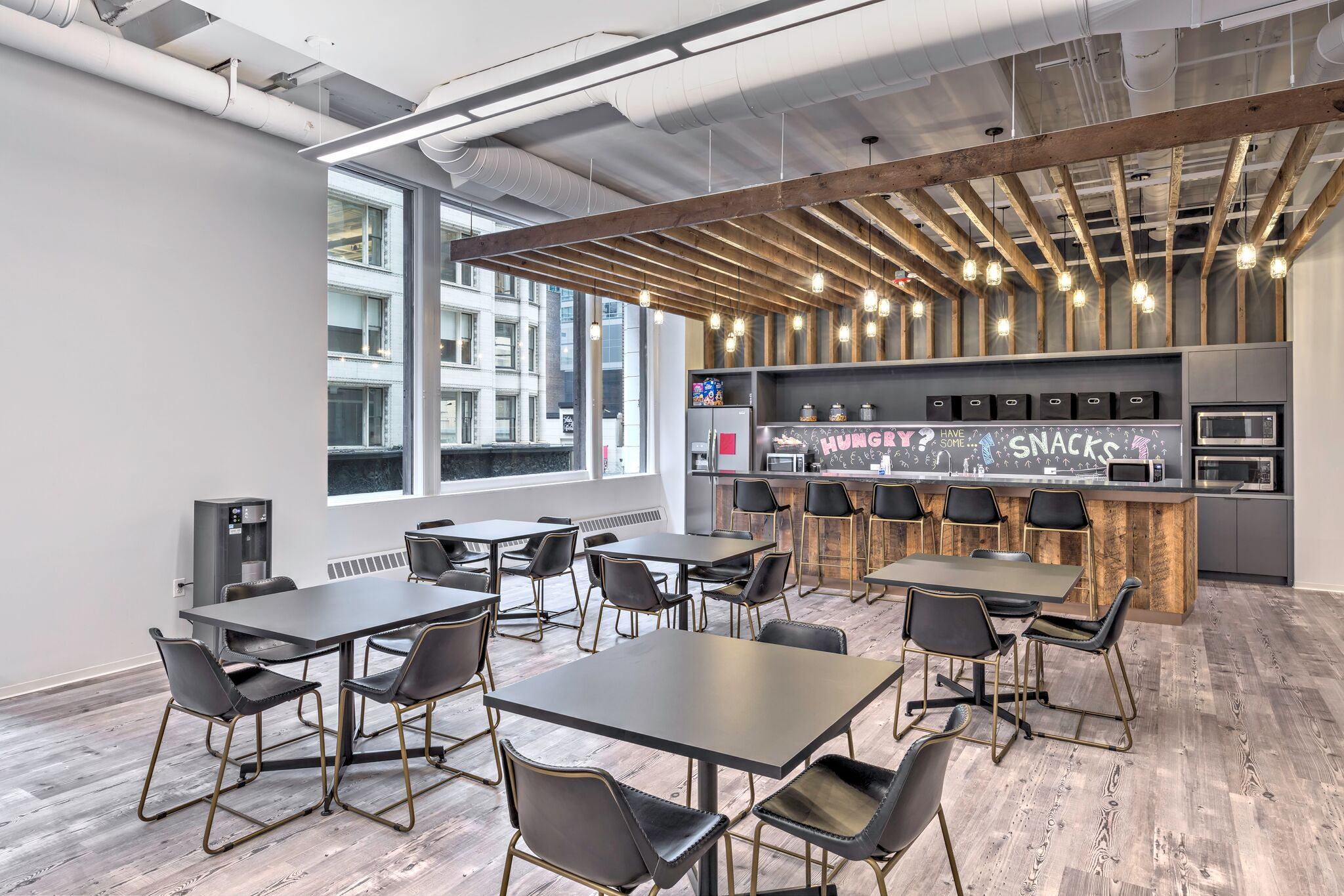 Shiftgig, 1 N. State Street, photo courtesy of CBRE
