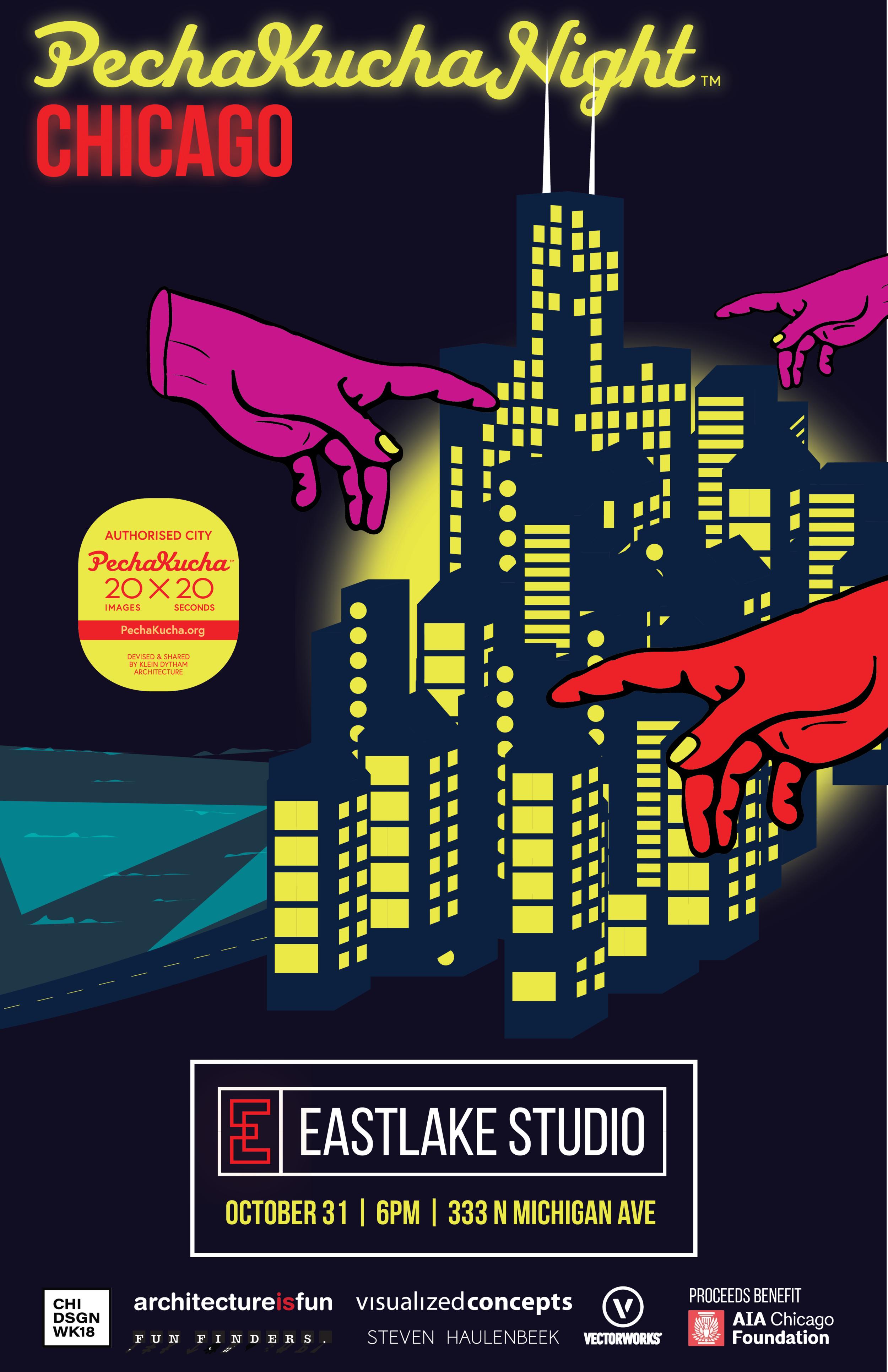 poster by Tony Cerna/Eastlake Studio