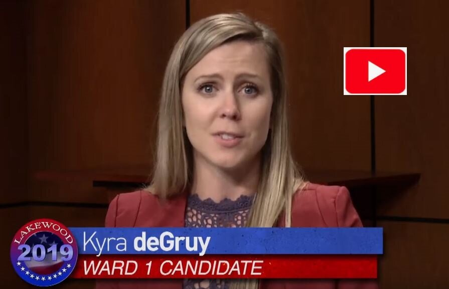 Watch the League of Women Voters Candidate Forum -